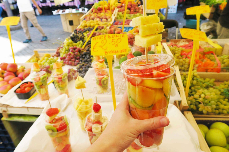 fruit in rome