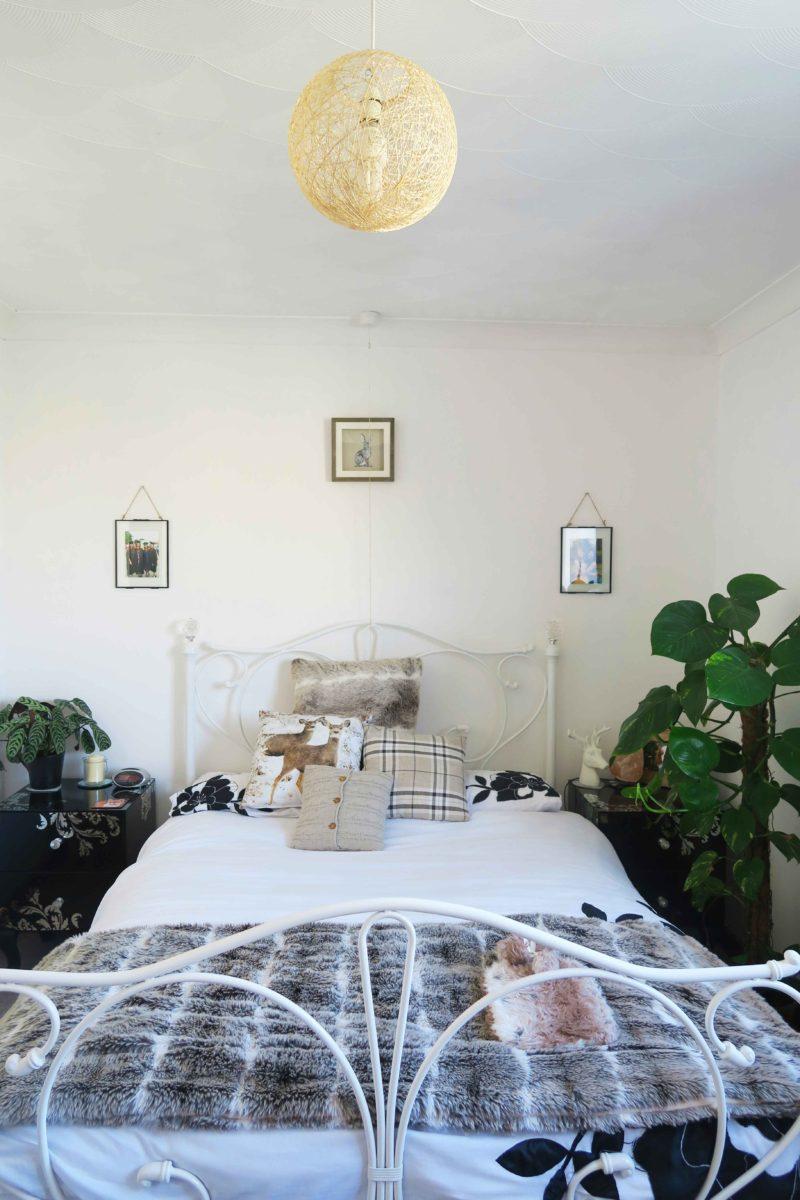 woodland themed bedroom