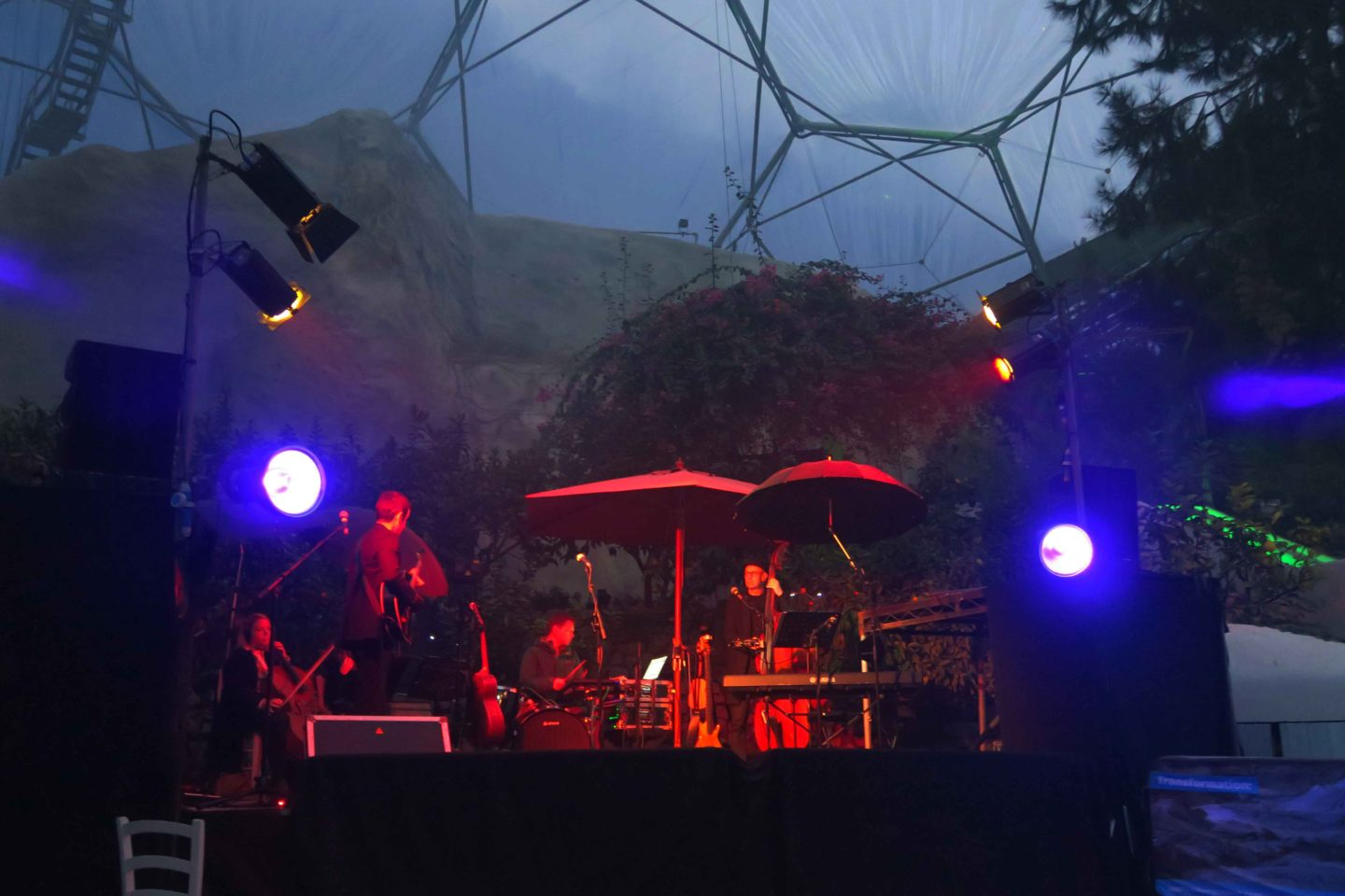eden project band
