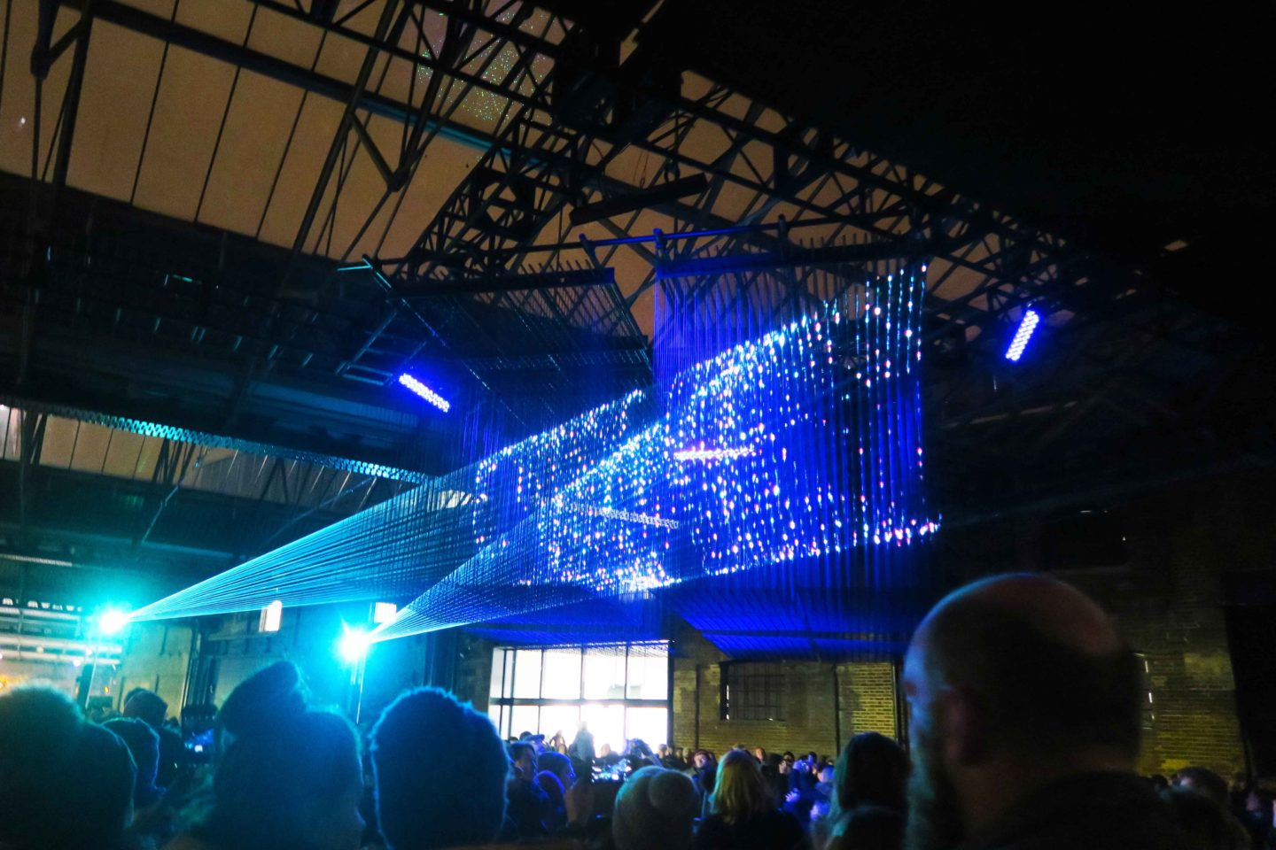 lumiere london laser cage