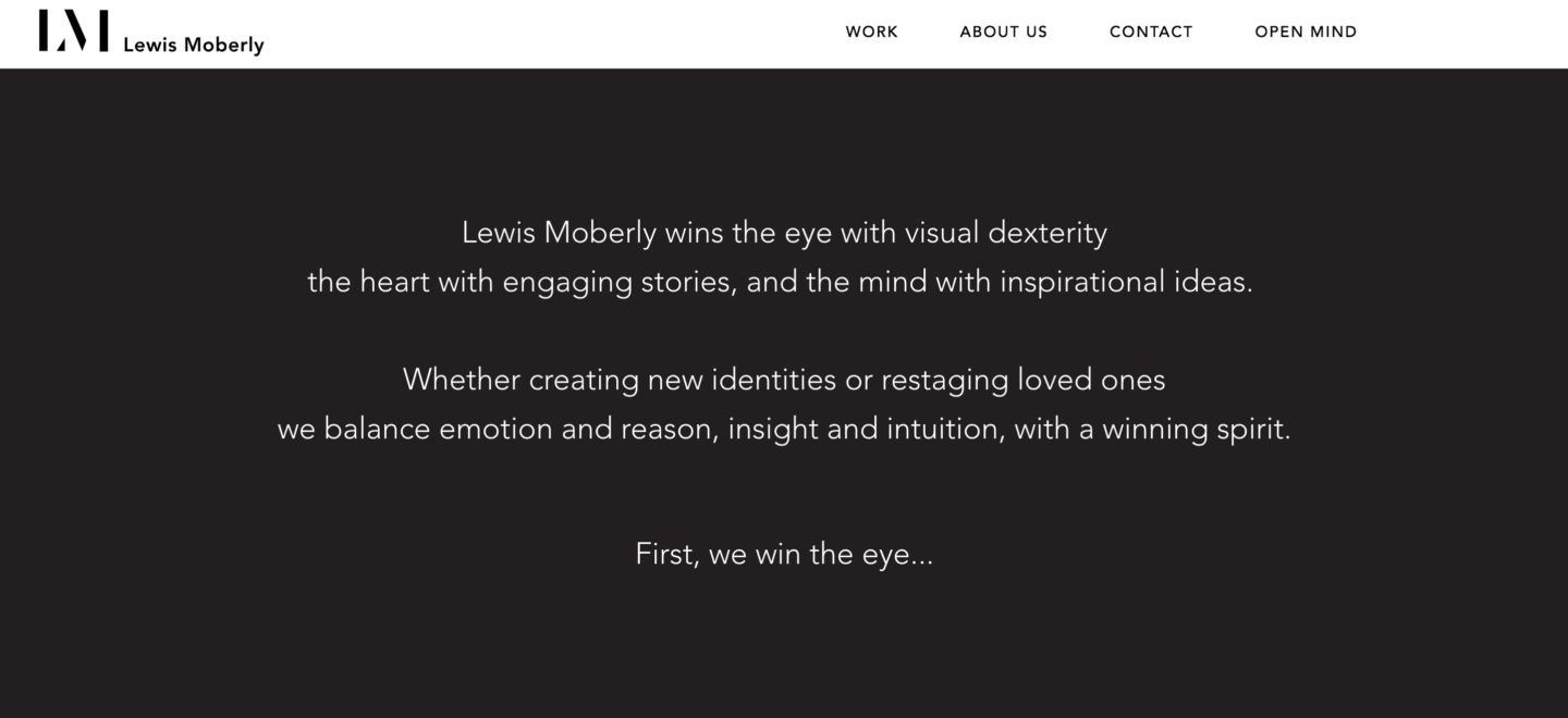 lewis moberly website