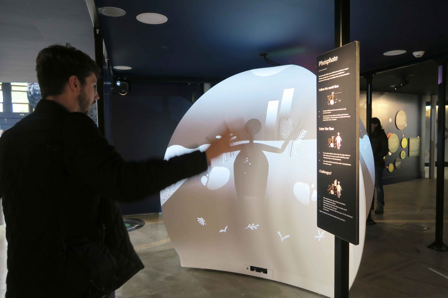 interactive exhibition in cornwall