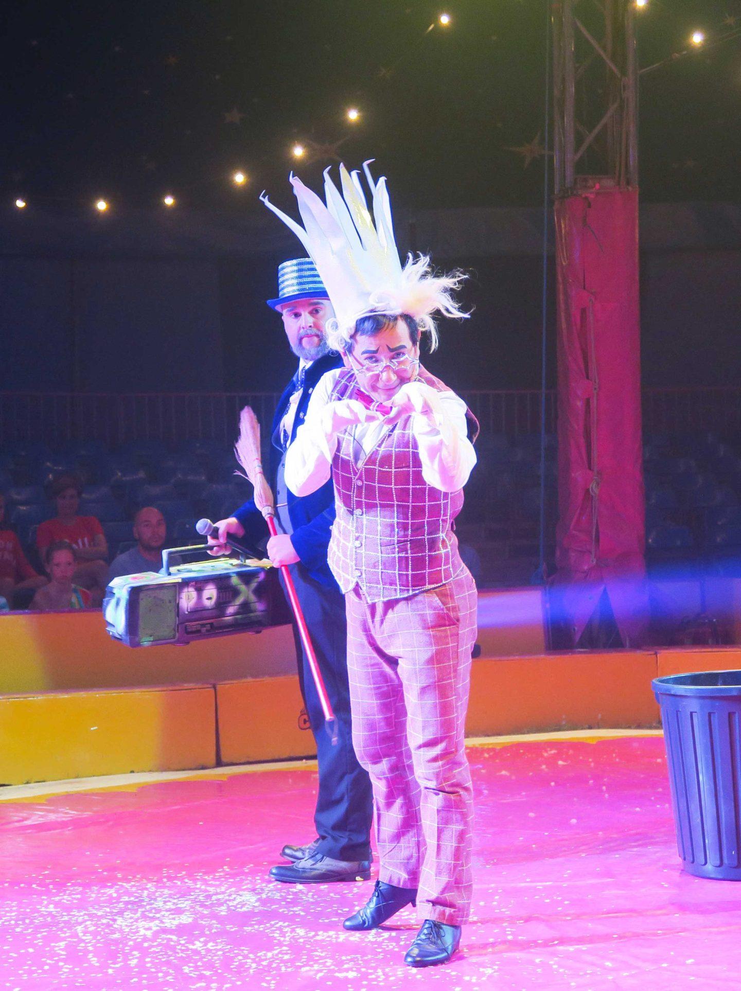 paulos circus clown