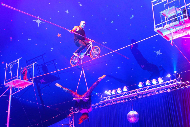 paulos circus tight rope