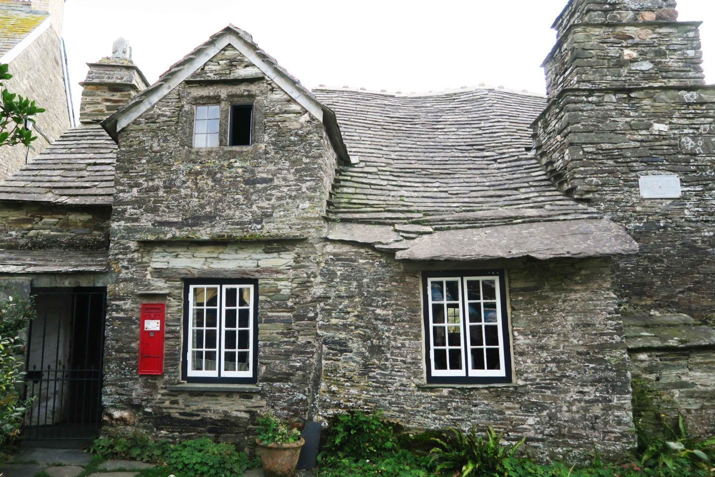 post office tintagel cornwall