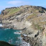 english heritage tintagel cornwall