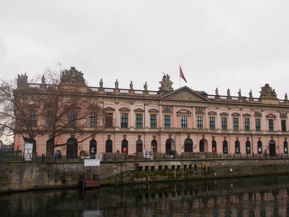 berlin germany pink palace
