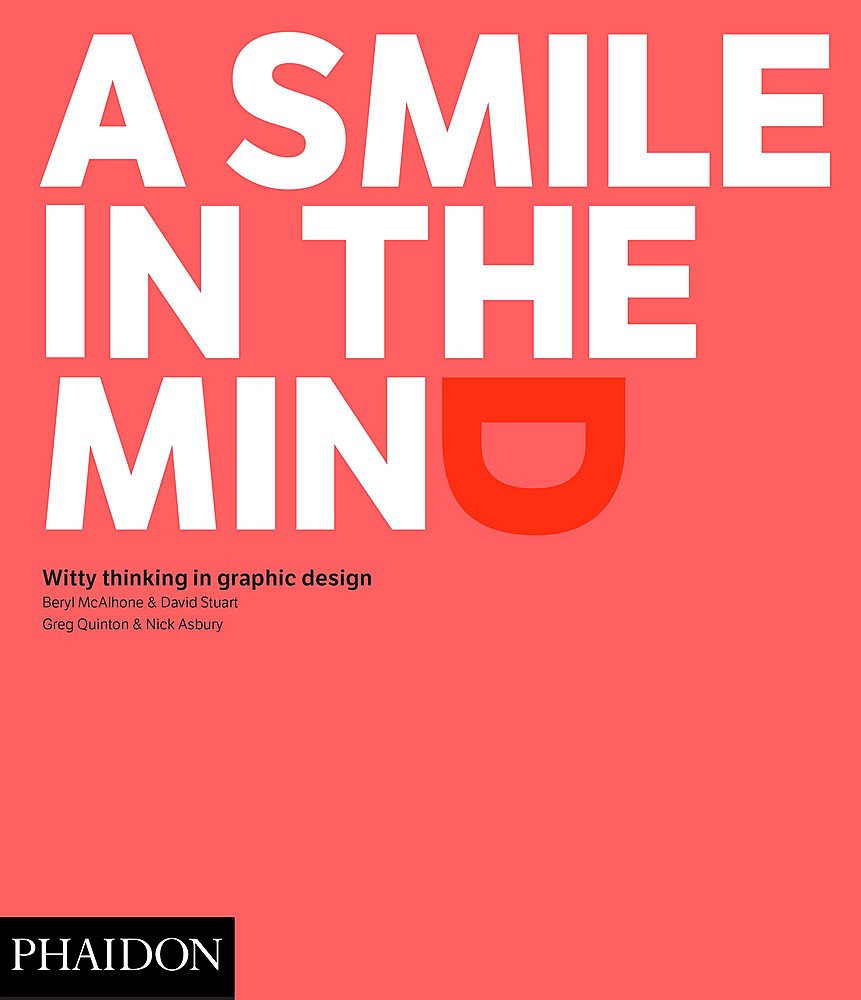 a smile in the mind graphic design book