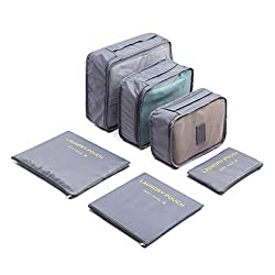 packing cubes for travelling from amazon