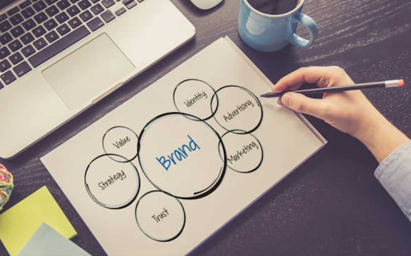 creating a brand identity by melissa carne