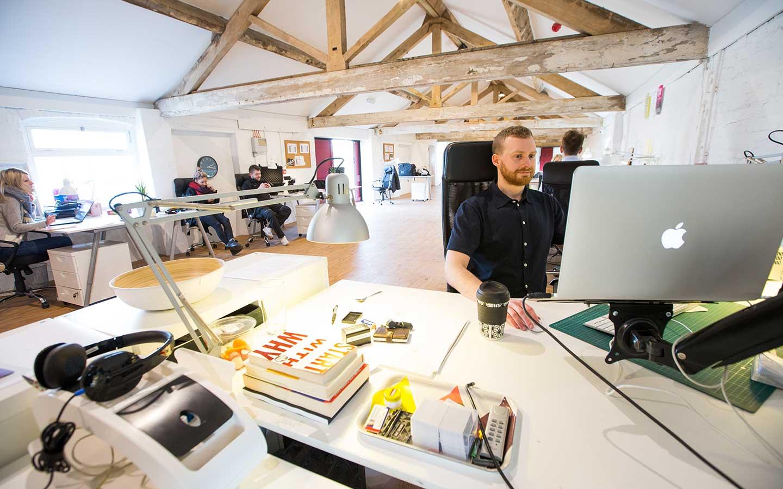 designers in a design studio