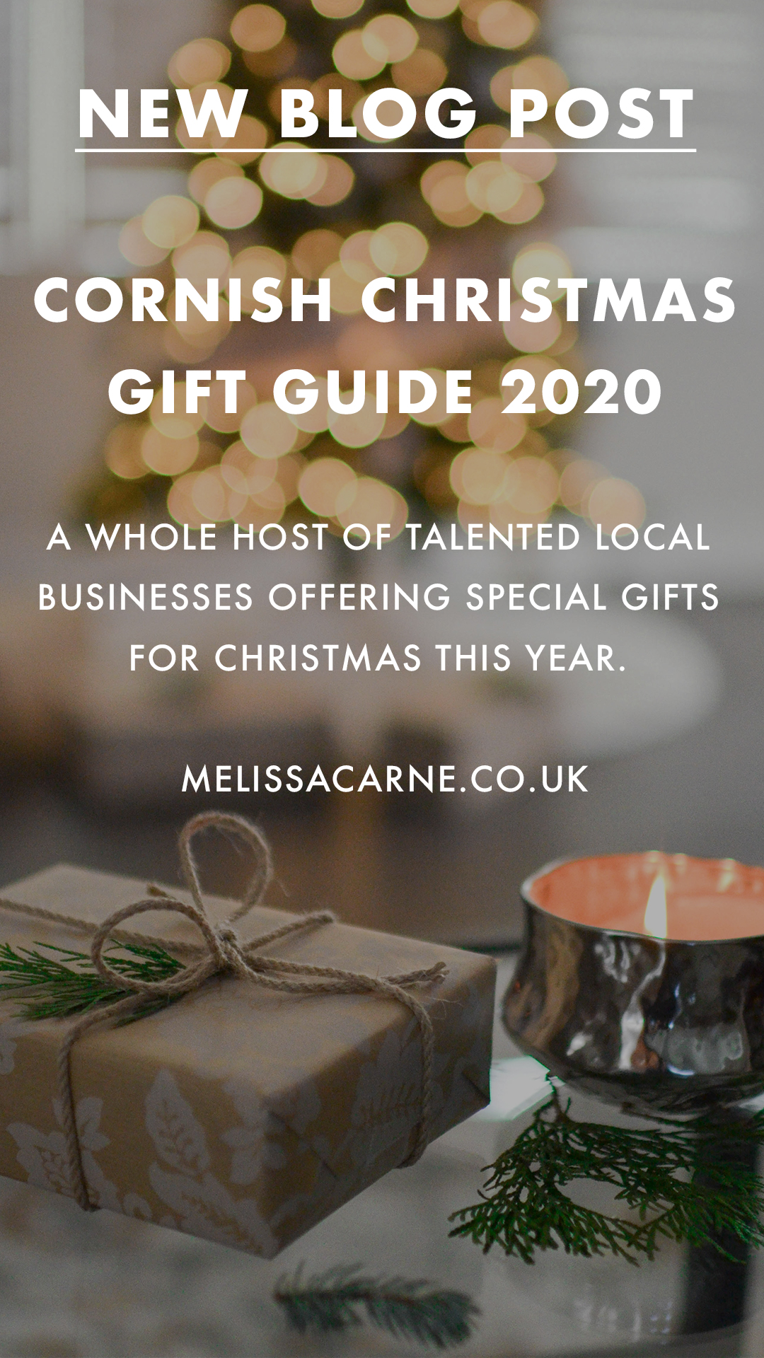 a whole host of talented local cornish businesses offering special gifts for christmas