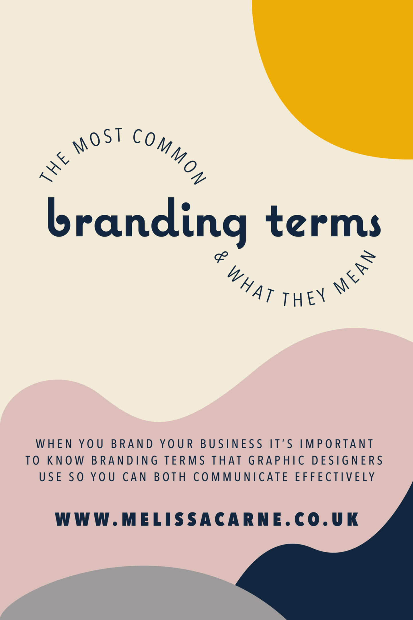branding terms that graphic designers use