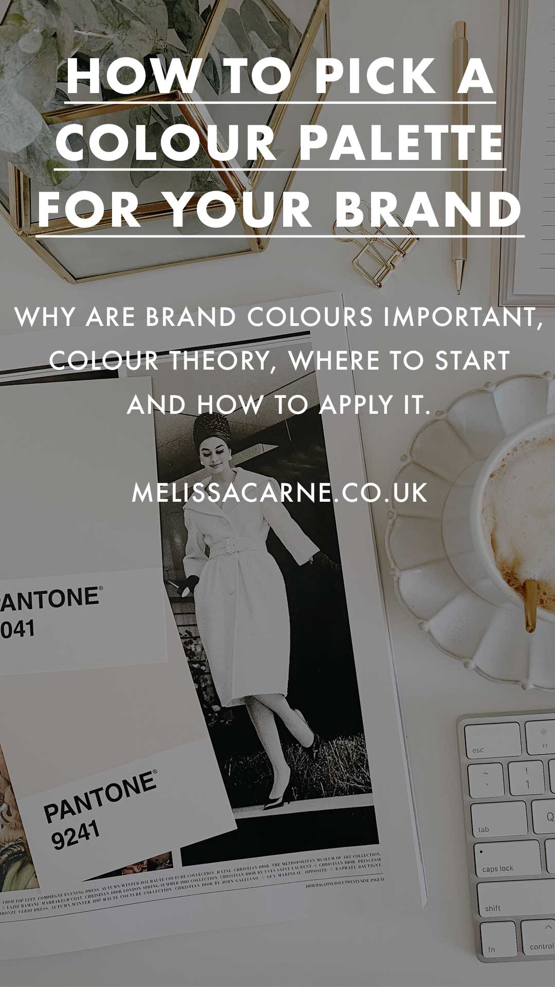 colour palette for branding a small business