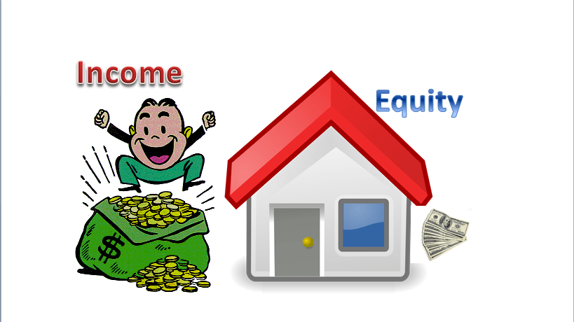 Income or Equity