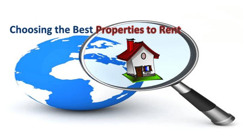Best Properties to Rent