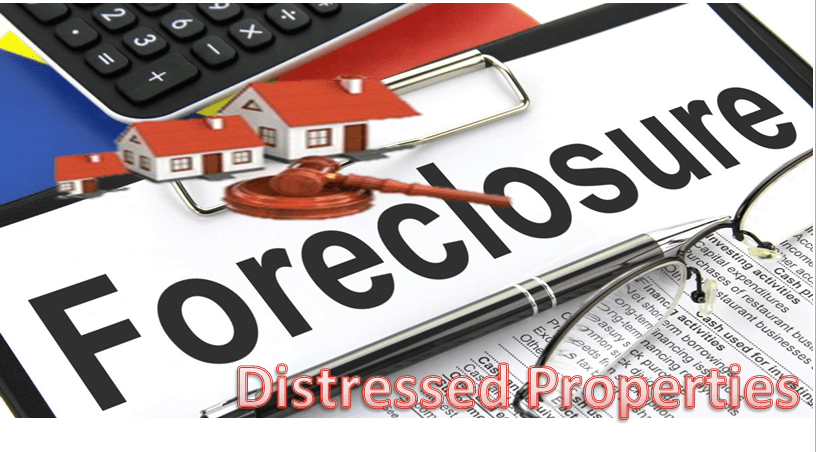 Investing In Distressed Sales