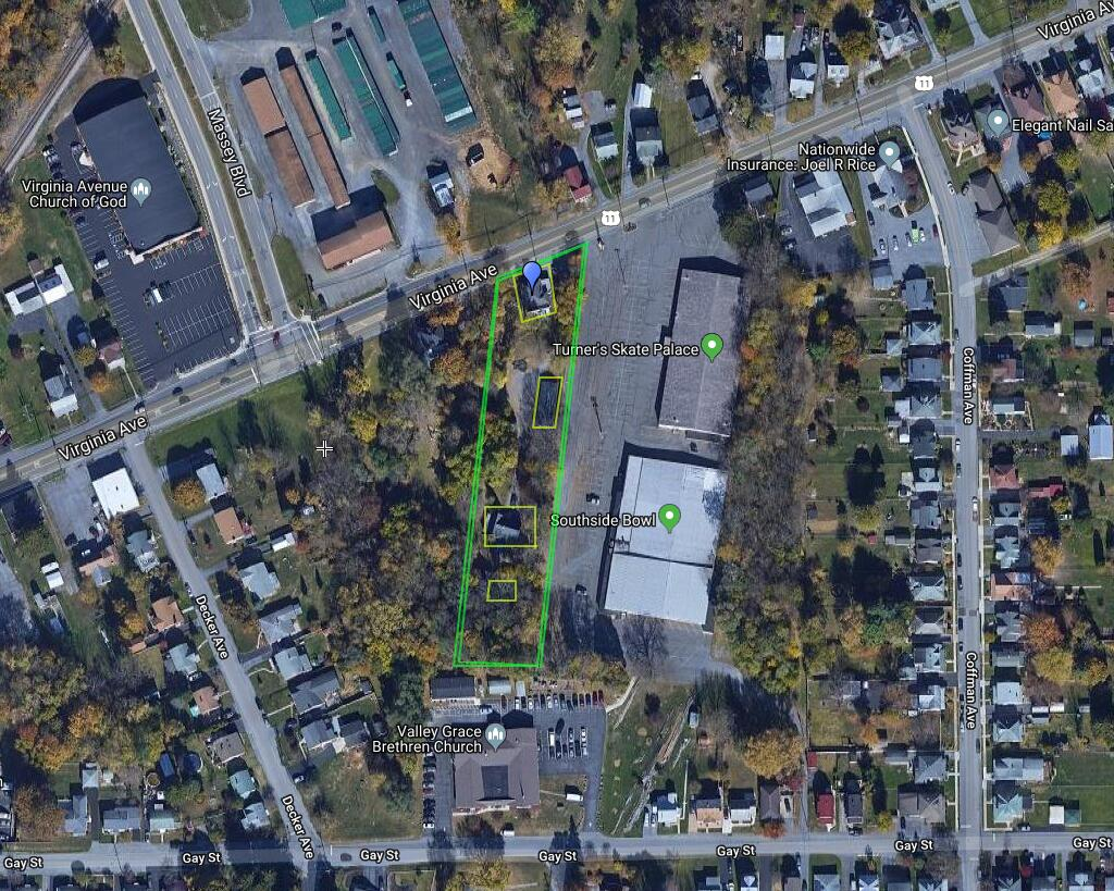 17321 Virginia Ave, Hagerstown, MD 21740