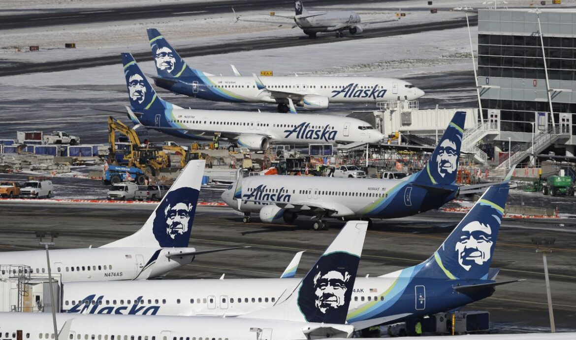Alaska Airlines loses $214 million for Q2 of 2020 and plans to join Oneworld by year-end