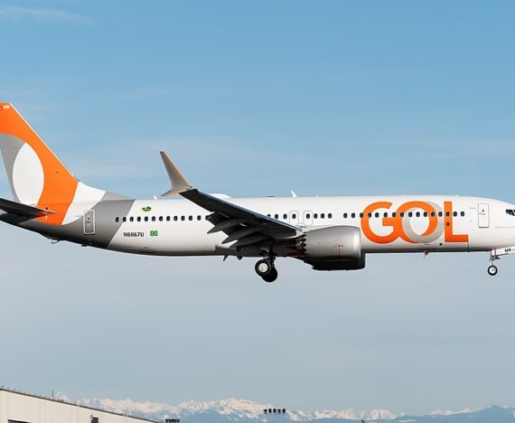 GOL Airlines aircraft