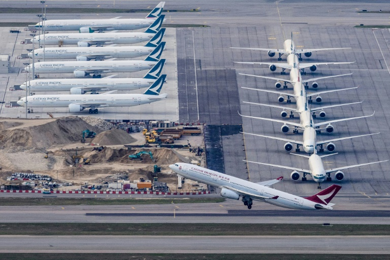 Cathay Pacific looks to store 50+ aircraft outside Hong Kong to avoid moisture corrosion – Australia, UAE or the US?