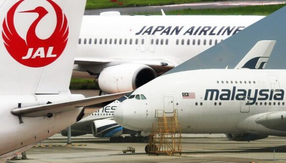 Japan Airlines and Malaysia Airlines Joint Venture
