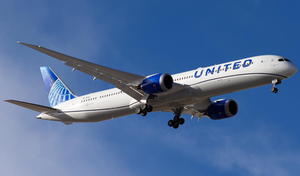 United Airlines to recommence flights to 30 International destinations in September