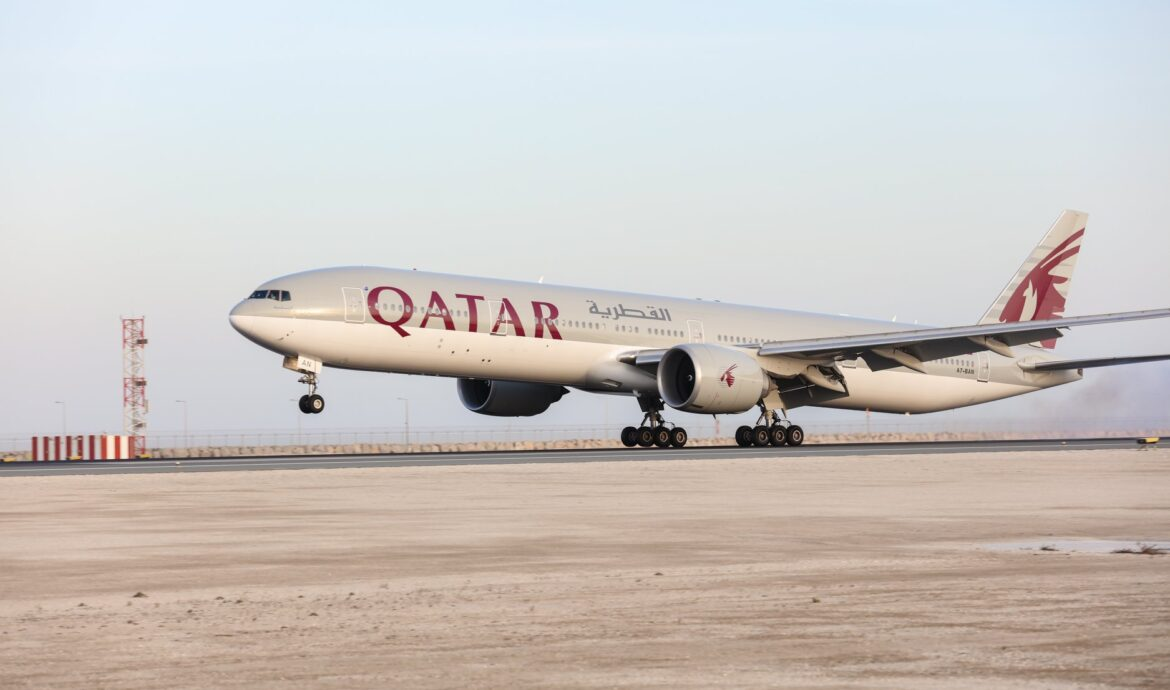 Qatar Airways to take all 60 ordered Boeing 777X Aircraft
