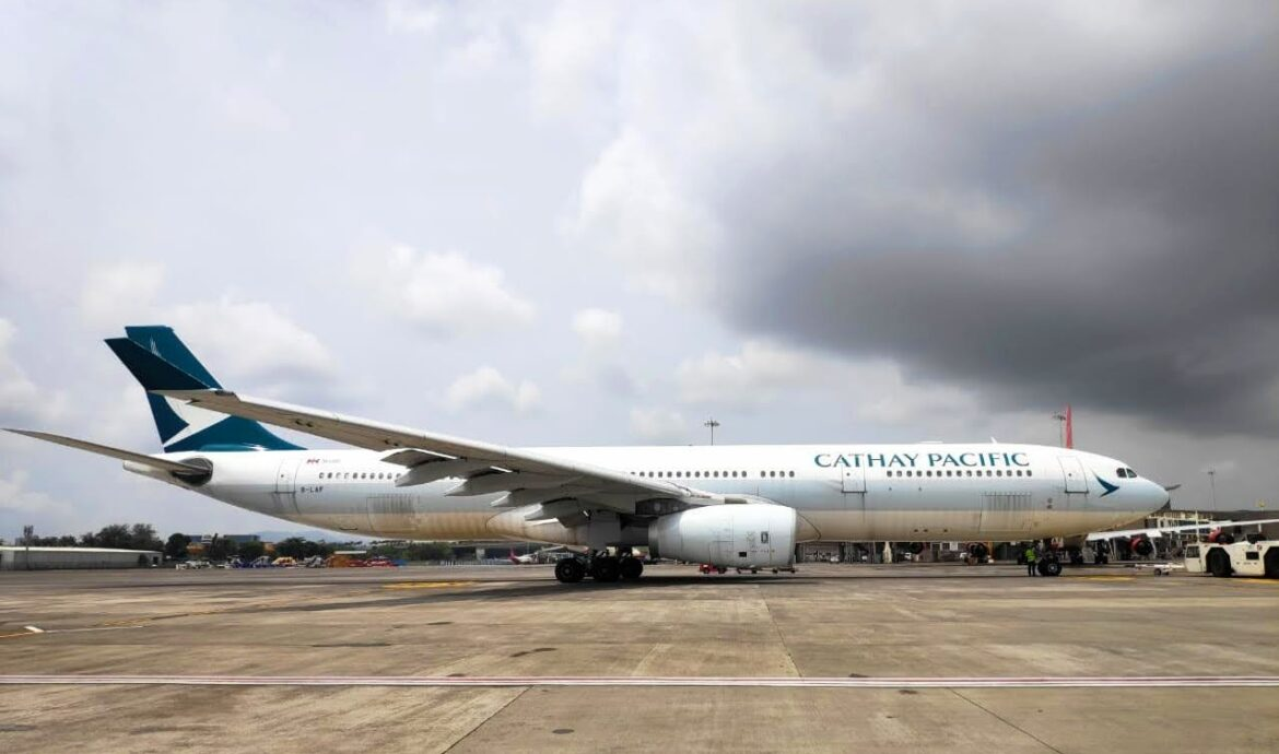 Cathay Pacific Group to store 40% of its fleet outside Hong Kong with daily cash burn around HK$58 million a day