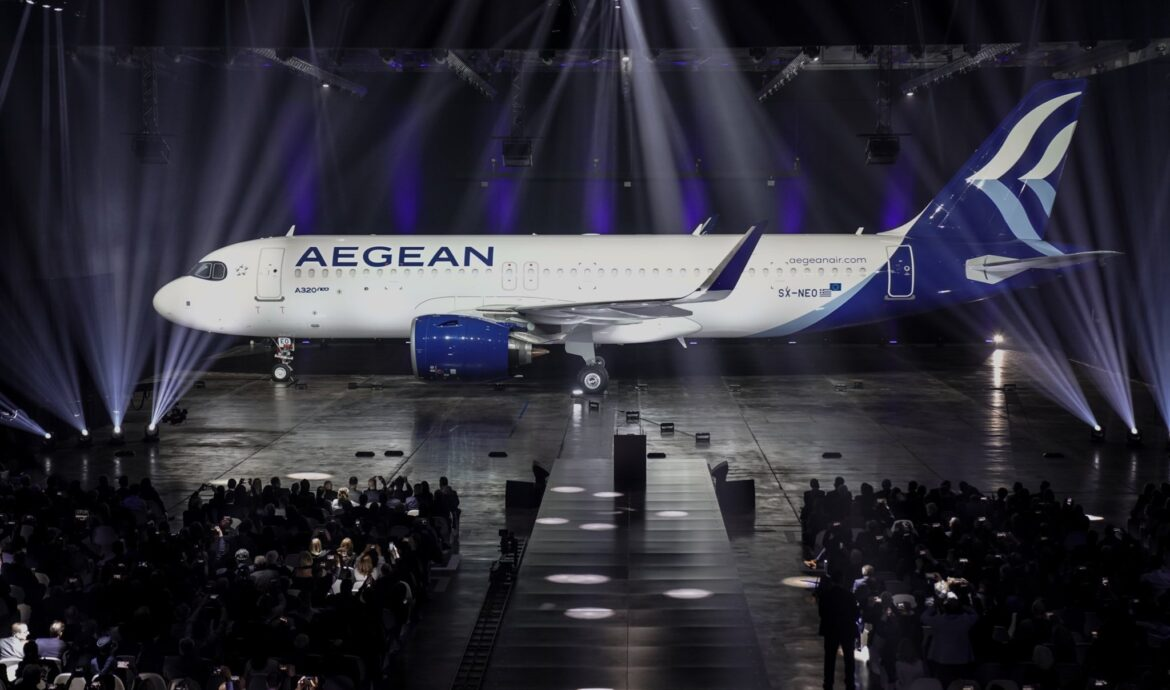 AEGEAN Airlines loses €158.8 million for the first half of 2020