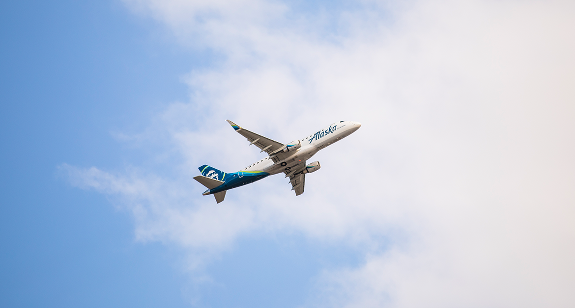 Alaska Airlines to burn on average $5 million per day in September while average daily cash burn in August was $2.58 million