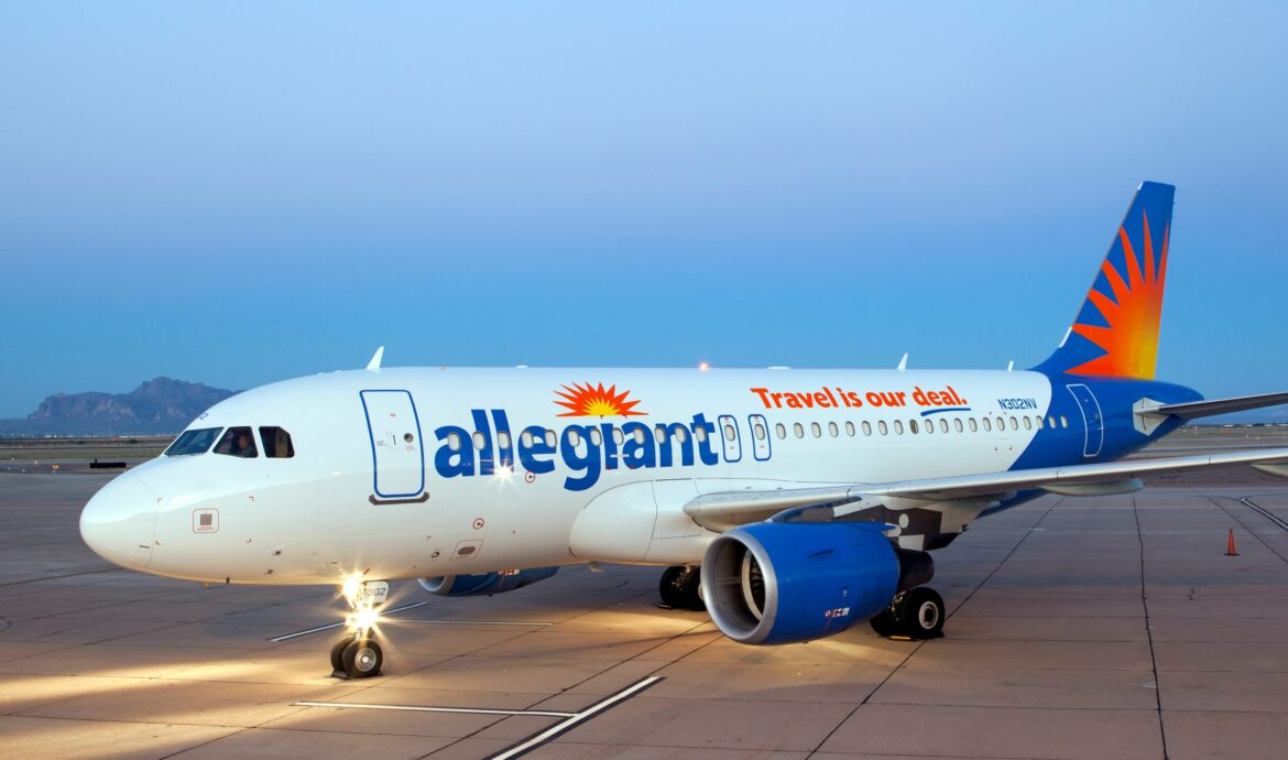 Allegiant made $2 million daily bookings in August and expects daily cash burn to be over $1 million in Q3