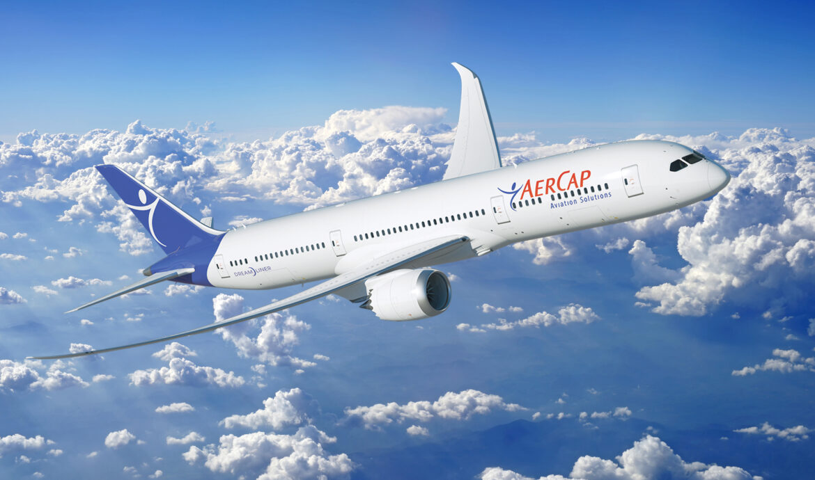 AerCap signed leases for 97 aircraft and raised $8.3 billion in 2020