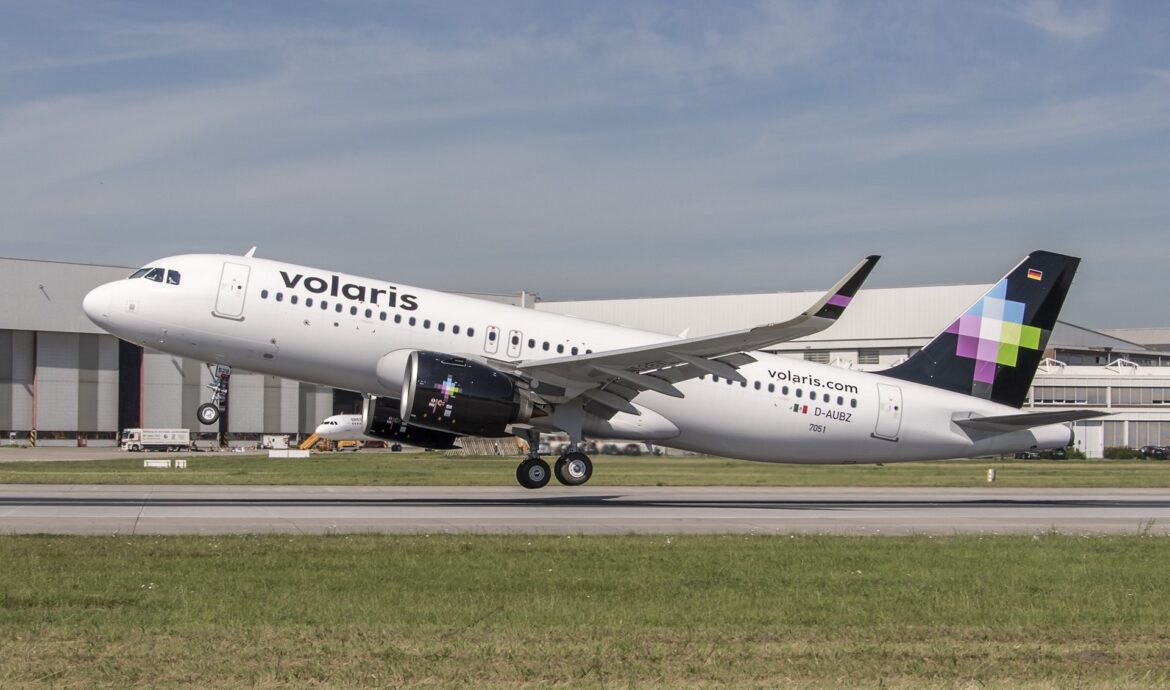 Volaris reports increased capacity for December 2020 compared to December 2019