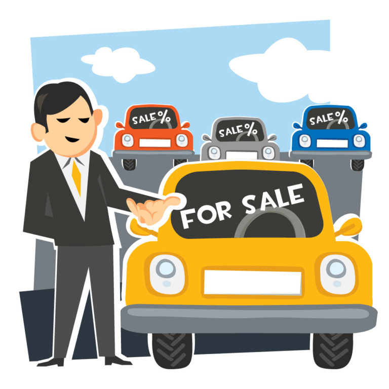 Sell Car in UAE to a Car Dealer