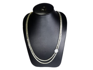 925 Sterling Silver Layer Chain With Lakshmi Devi Pendant Model SYC 1N075. This is ideal for womens and girls. Unique piece comes on contemporay style perfect for all outfits. Suitable for daily use,office use and perfect gift for our loved ones. Importance of 925 Sterling Silver : We are aware of the trending style and beauty of Sterling silver but the Most Important Part of Sterling Silver 925 is the health benefits. Silver ions in Silver material has a proven record of antibiotic nature. The excellent way to obtain health improvement from 925 Sterling silver is whenit get in touch with the skin. Silver is antibacterial too and helps to improve blood circulation and help remove toxins present in the human body. Some studies even mention about the defensivepower of Silver JewelryagainstHazardous electromagnetic radiations emittingfrom Mobile phones or Laptops. Electrical and Thermal conductivity of Sterling silver 925 is the highlighted quality which indicate the capacity of Sterling silver to distribute electrical power as well as heat across the body.This is why Sterling silver boost the blood circulation, typical healing property and maintain the heat balance. If illnesses arrives , temperature level increases or hormonal change occurs Sterling silver wearing get appear more darker in color. Original 925 Sterling silver are more than 99% non allergic and skin friendly in nature. But Cheap Silver Plated Jewelryavailable in popular online sites ( in some websites they even wrongly mentioned it as sterling silver ) are dangerous for Skin especially those who have sensitive skin. We recommendto use Genuine quality Sterling Silver to avail health benefits and to avoid cheap fancy Silver Products. Pure Silver and 92.5 Sterling Silver : 100% Pure Silver also known as Fine Silver is heavily soft in nature , very malleable and most likely it will get damaged within a short time. It's not Practically Possible to make JewelryProducts in 100 Percentage Pure silver due becau