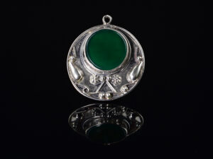 925 Sterling Silver Locket Green Stone Pendant Model SYC 1LS084. This is ideal for womens and girls. Unique piece comes on contemporary style perfect for all outfits. Suitable for birthday functions, wedding ceremony, valentine gifts,engagements and perfect gift for our loved ones. Importance of 925 Sterling Silver : We are aware of the trending style and beauty of Sterling silver but the Most Important Part of Sterling Silver 925 is the health benefits. Silver ions in Silver material has a proven record of antibiotic nature. The excellent way to obtain health improvement from 925 Sterling silver is whenit get in touch with the skin. Silver is antibacterial too and helps to improve blood circulation and help remove toxins present in the human body. Some studies even mention about the defensivepower of Silver JewelryagainstHazardous electromagnetic radiations emittingfrom Mobile phones or Laptops. Electrical and Thermal conductivity of Sterling silver 925 is the highlighted quality which indicate the capacity of Sterling silver to distribute electrical power as well as heat across the body.This is why Sterling silver boost the blood circulation, typical healing property and maintain the heat balance. If illnesses arrives , temperature level increases or hormonal change occurs Sterling silver wearing get appear more darker in color. Original 925 Sterling silver are more than 99% non allergic and skin friendly in nature. But Cheap Silver Plated Jewelryavailable in popular online sites ( in some websites they even wrongly mentioned it as sterling silver ) are dangerous for Skin especially those who have sensitive skin. We recommendto use Genuine quality Sterling Silver to avail health benefits and to avoid cheap fancy Silver Products. Pure Silver and 92.5 Sterling Silver : 100% Pure Silver also known as Fine Silver is heavily soft in nature , very malleable and most likely it will get damaged within a short time. It's not Practically Possible to make JewelryProducts in 