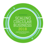 EC quality mark Participant in Scaling Circular Business 2018