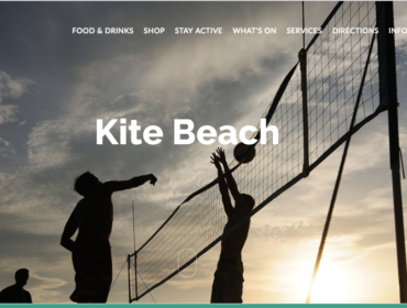 kite beach website