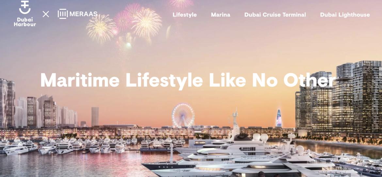 dubai-harbour-website