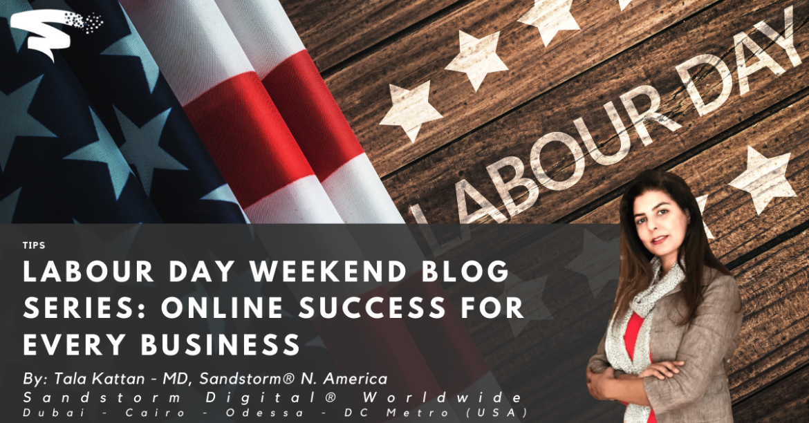 Labour Day Weekend Blog Series_ Online Success for Every Business