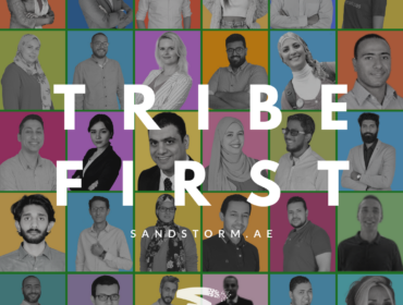 Sandstorm Digital - tribe first