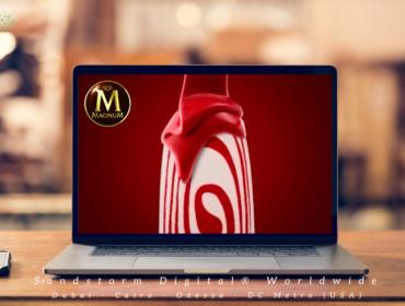 Magnum Ice Cream - New Client