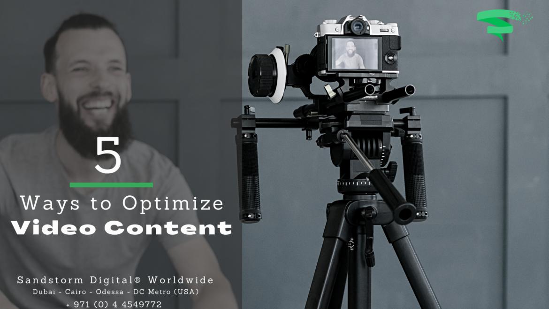 Video Content SEO