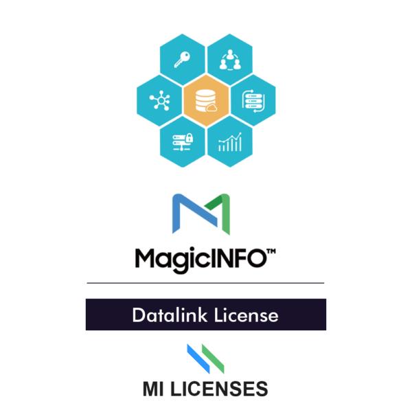 MILicenses.com MagicINFO License Datalink