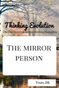 The Mirror Person