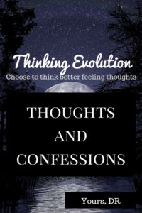 Thoughts & Confessions