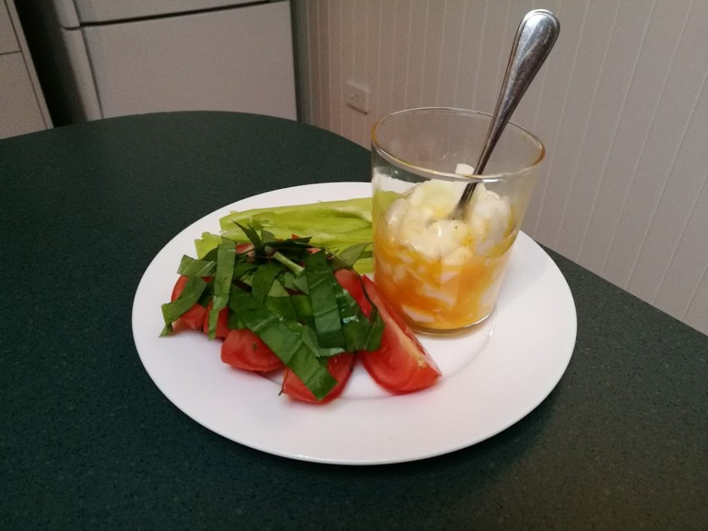 Whole30 Day 28 - Lunch