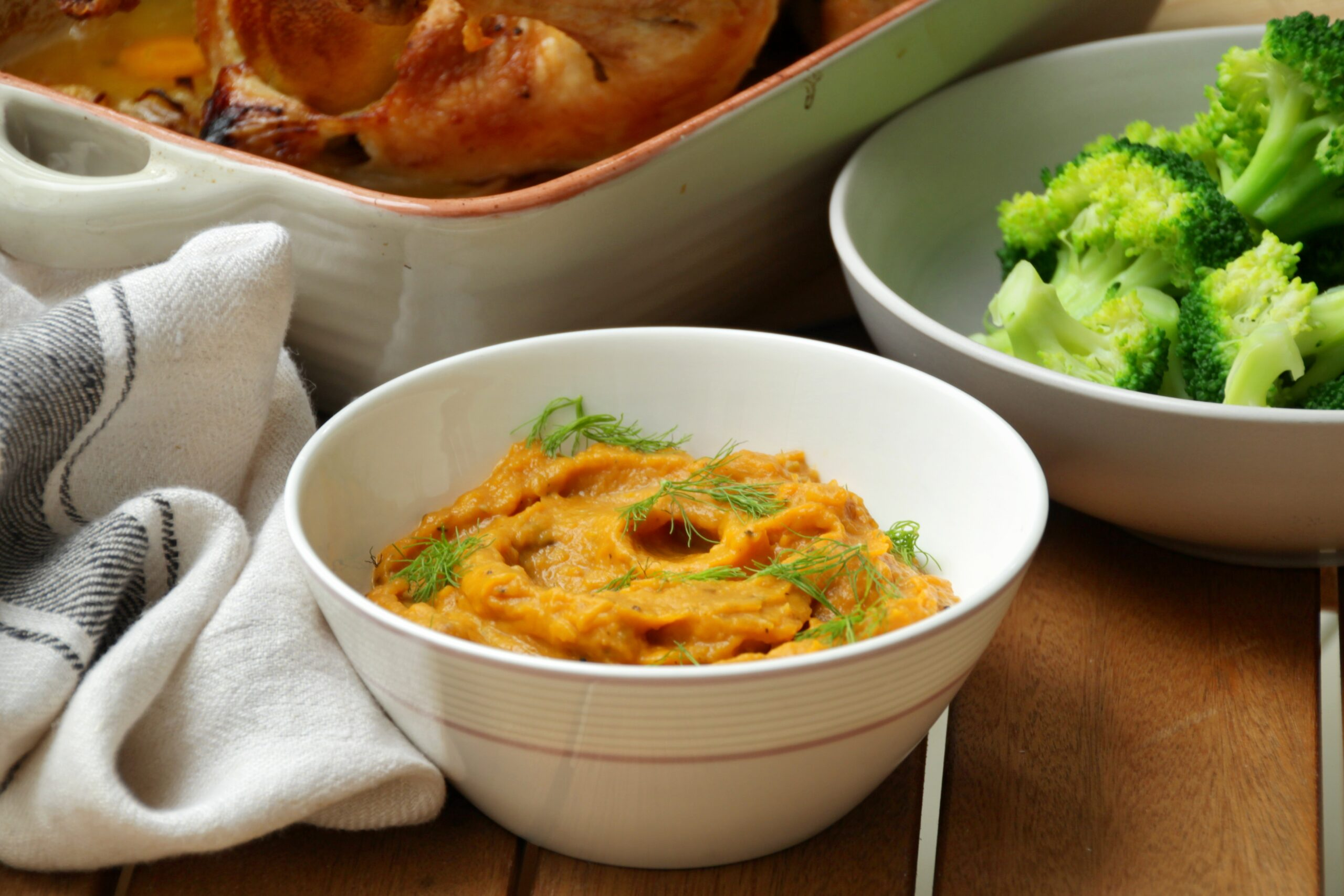 Fennel And Butternut Squash Puree (Paleo, Whole30, Low Carb)