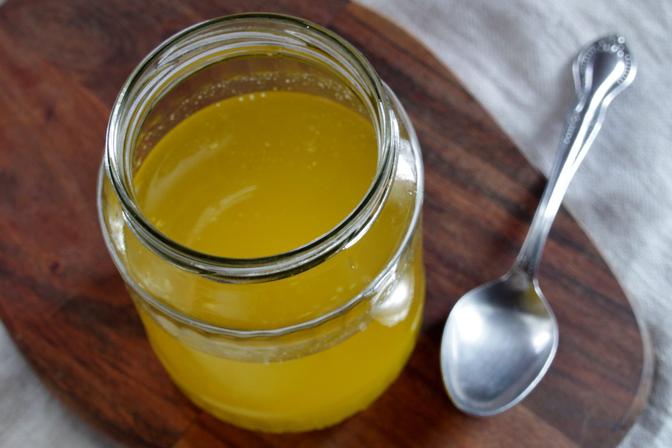 How To Make Ghee At Home